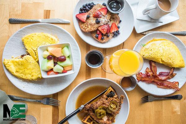 اثر مصرف صبحانه بر کاهش وزن و انرژی دریافتی کل روز